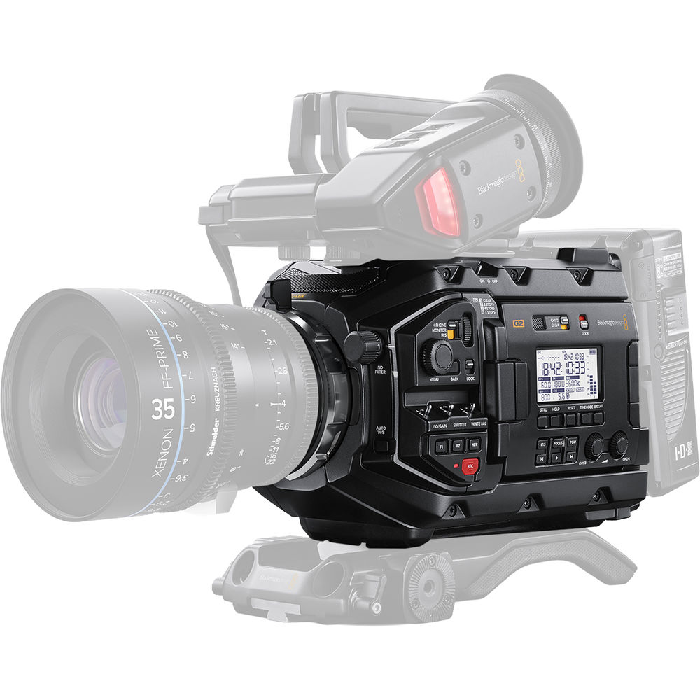 blackmagic ursa mini pro g2 firmware