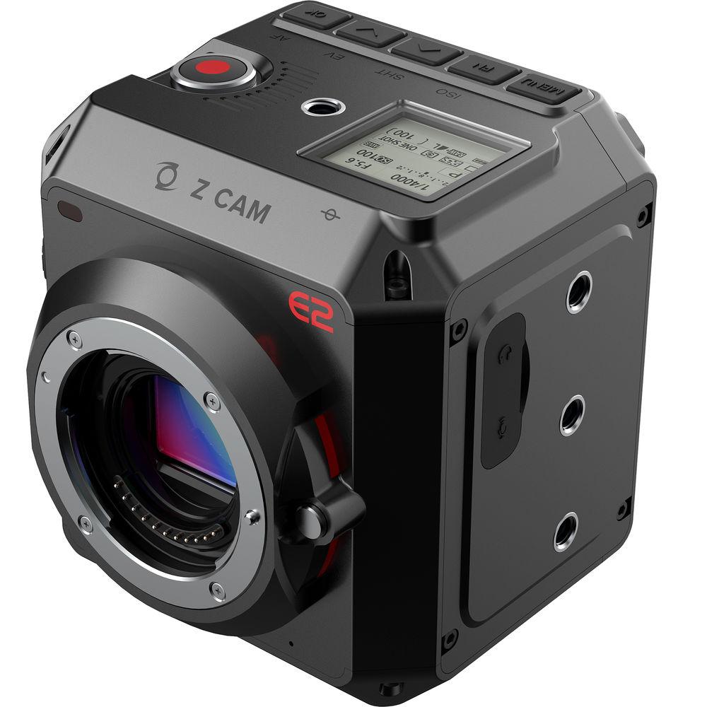 Blackmagic Pocket Cinema Camera 4k Vs Z Cam E2